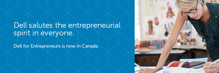 Dell Launches Canadian Entrepreneurs Program