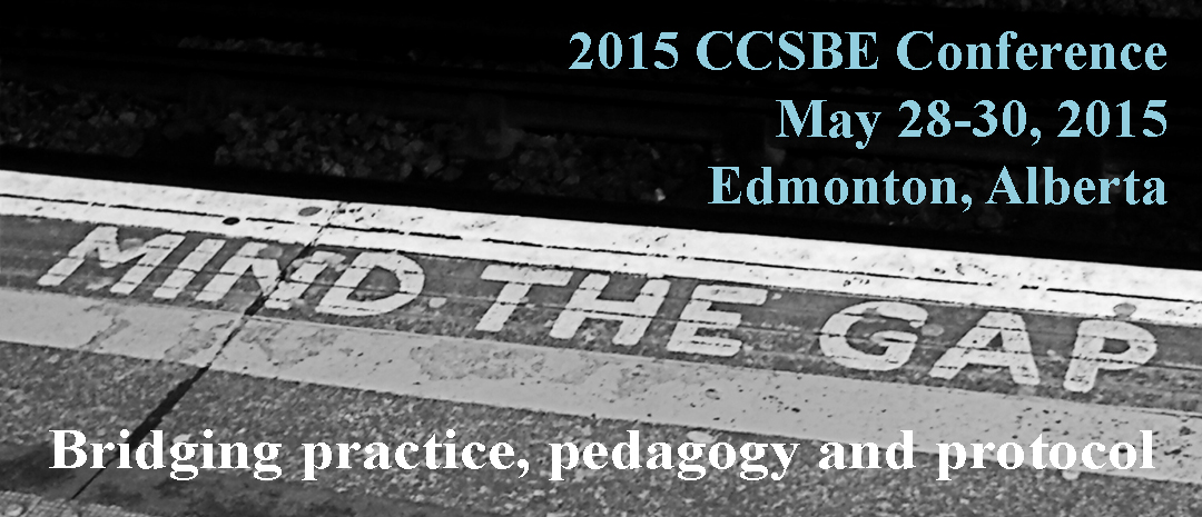CCSBE 2015 Conference Call for Papers