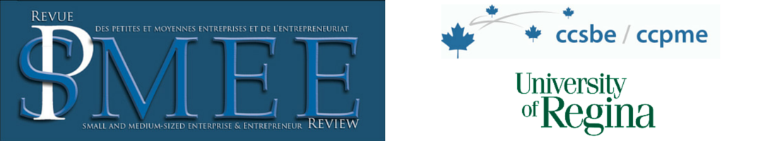 March 2015 Small and Medium-Sized Enterprise and Entrepreneur Review: A Journal for Entrepreneurs and Managers