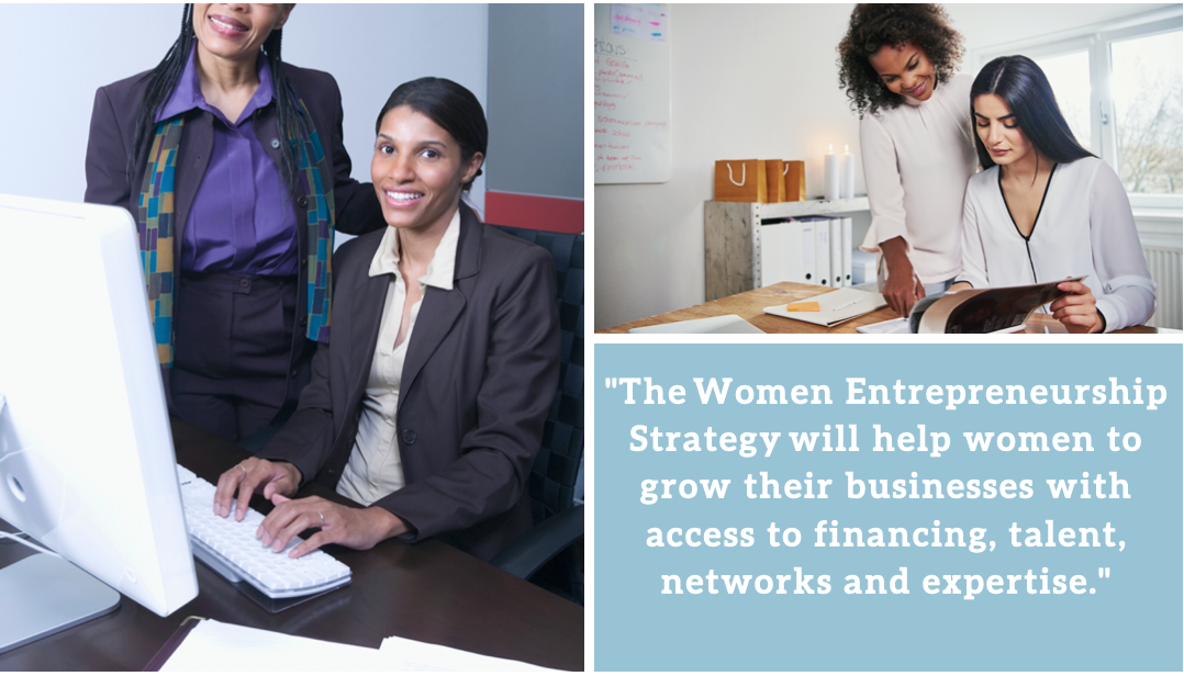 CCSBE IS A CONSORTIUM PARTNER IN THE WOMEN'S ENTREPRENEURSHIP KNOWLEDGE HUB INITIATIVE (WEKH) December 2019